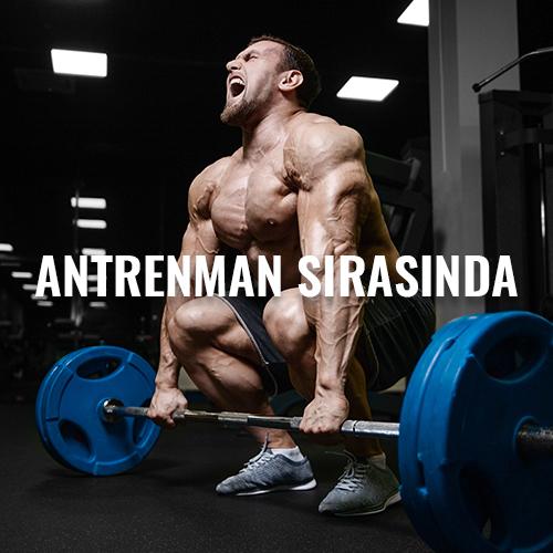 ANTRENMAN SIRASINDA